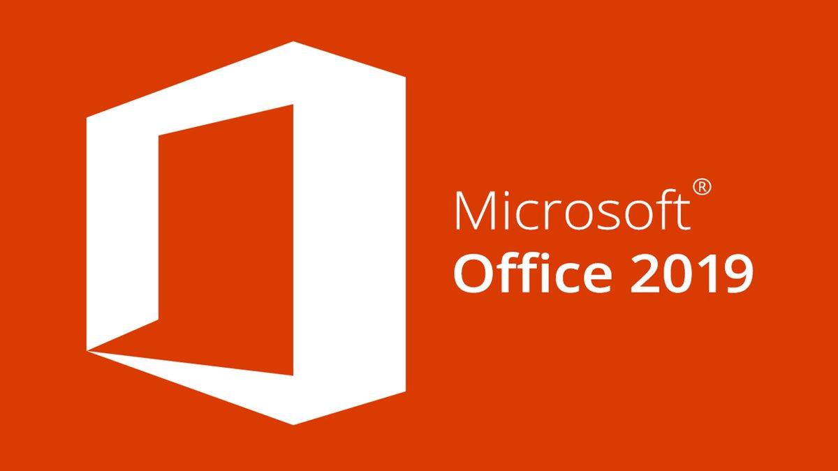 Microsoft Office 2019 desagertuta dago!