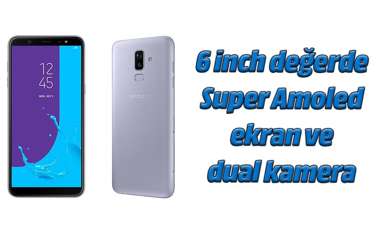 Samsung Galaxy J8 berrikuspena
