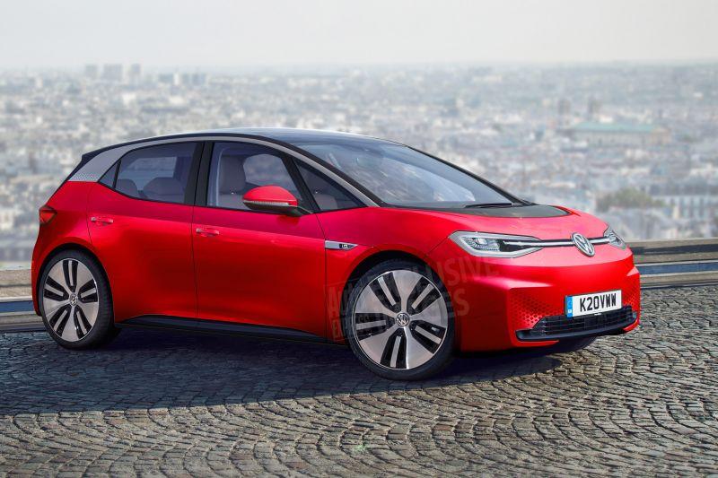 Volkswagen taldeak 10 milioi auto elektriko ekoiztuko ditu!