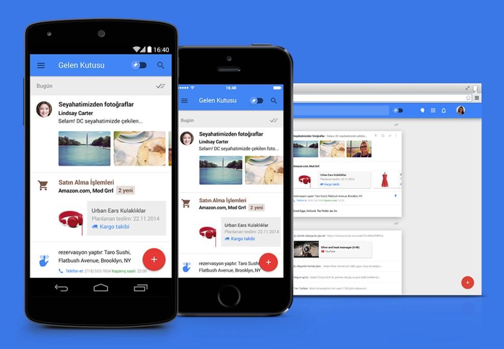 Google Inbox aplikazioa deskonektatzen du!