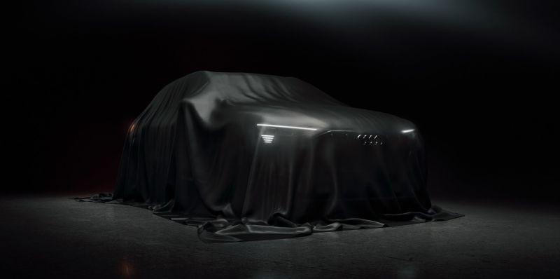 Audi e-tron SUVk egunak zenbatzen ditu Los Angelesera!