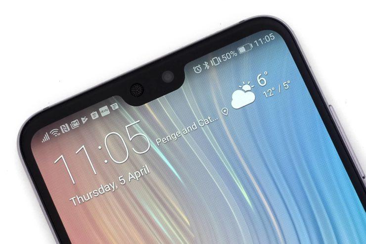 Filtratu berriak agertu dira Huawei Mate 20 Pro-rako!