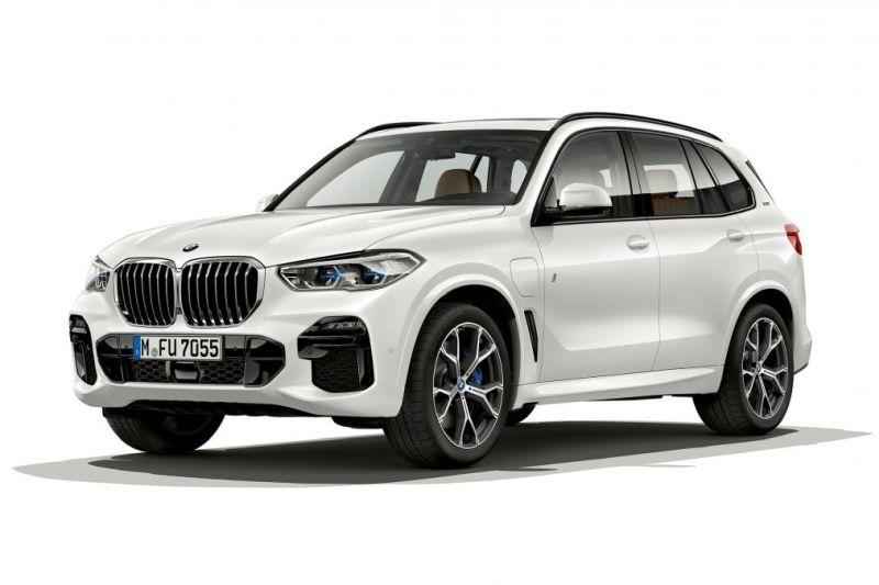 Iragarri berri den BMW X5 berriaren plugina hibridoko plugina!