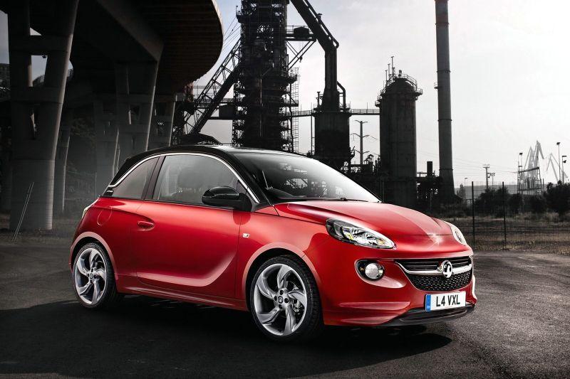 Zergatik kentzen da Opel Adam ekoizpenetik?