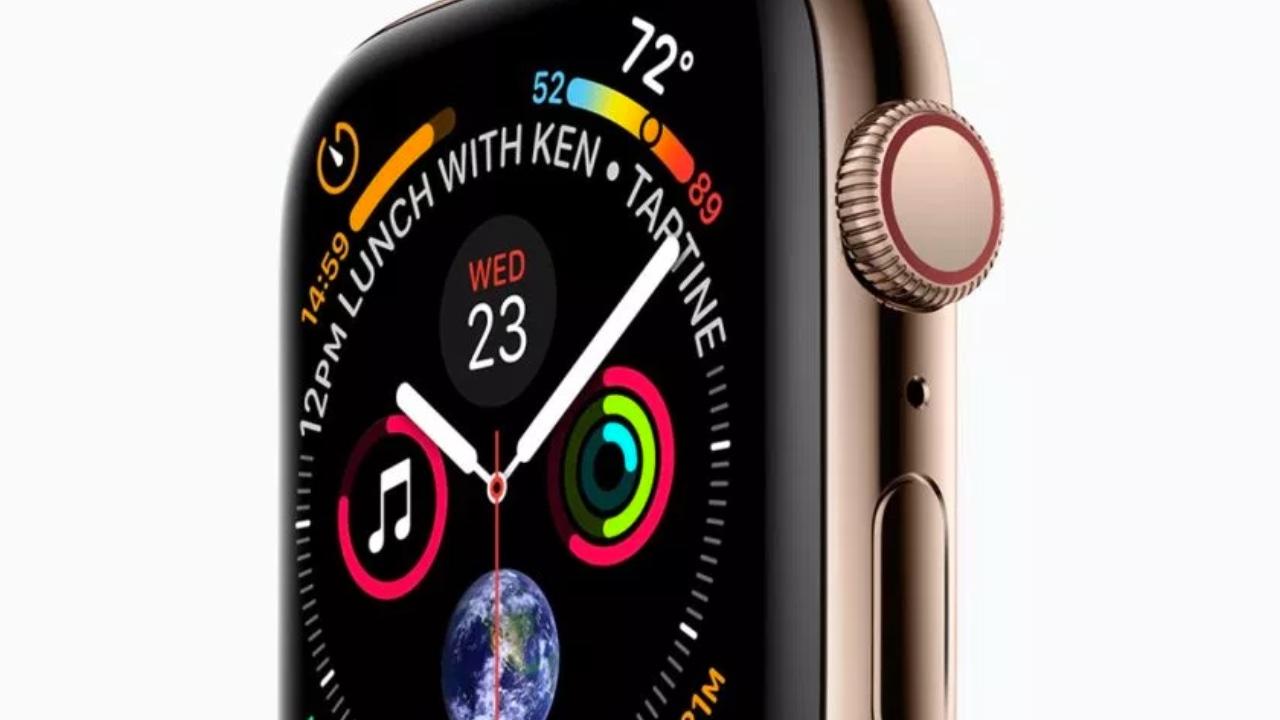 Apple Watch Series 4Pantailaren bereizmena zehaztu da!