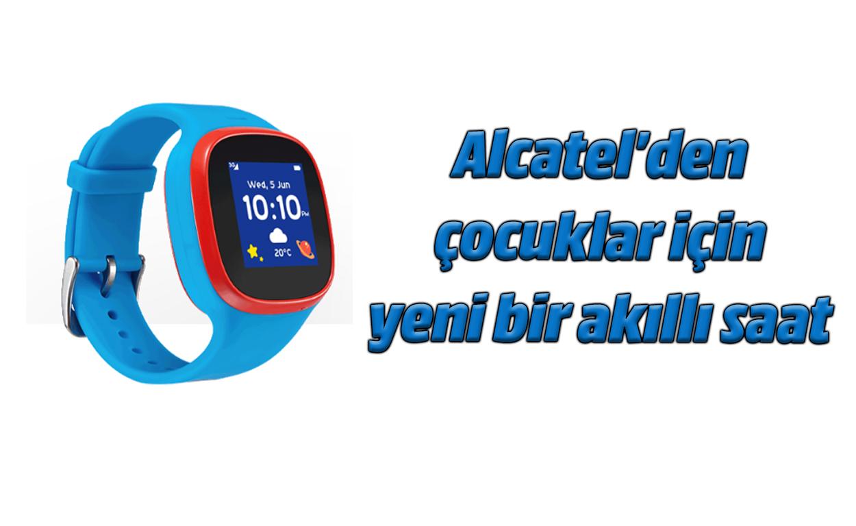 Alcatel New Kids Watch Haurren Erlojuaren iritzia