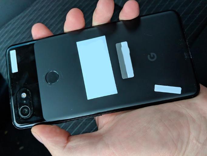Google Pixel 3 XL berriro agertu zen