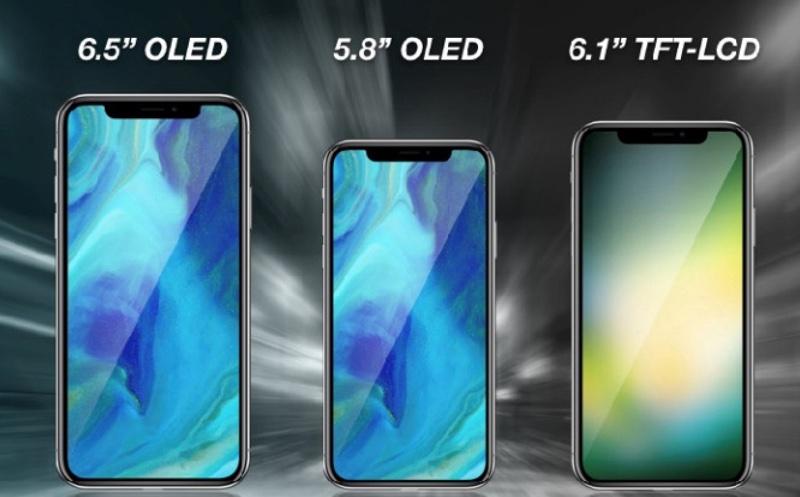 Zer ezaugarri izango ditu 2018ko iPhone modeloak?