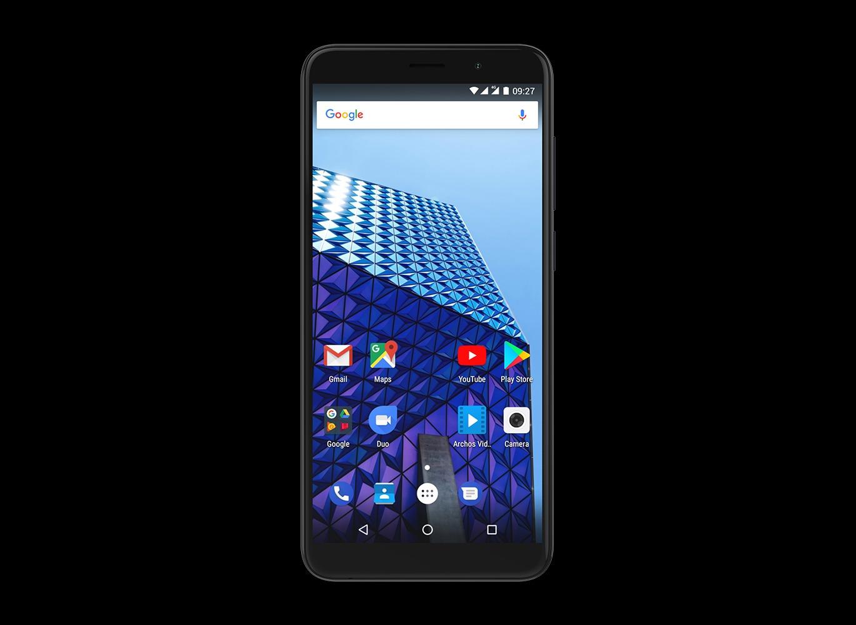 Android Oreo Go telefonoa $ 100 azpian sartzen da!