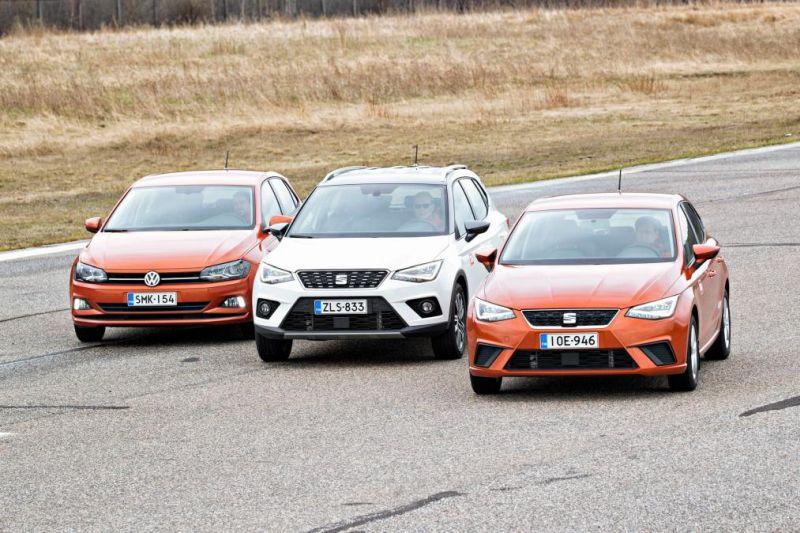 Volkswagen-ek eta SEAT-ek auto akastunak saltzen jarraitzen dute!