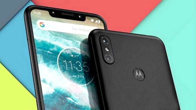 Motorola One Power-en irudi ofizialak filtratu ziren