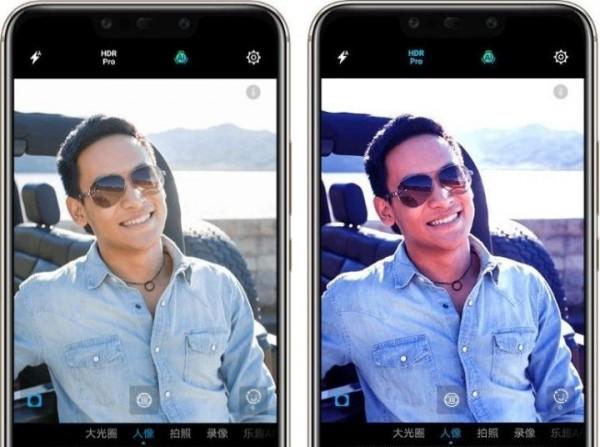 Huawei Mate 20 Lite-ren irudi berriak filtratu ziren