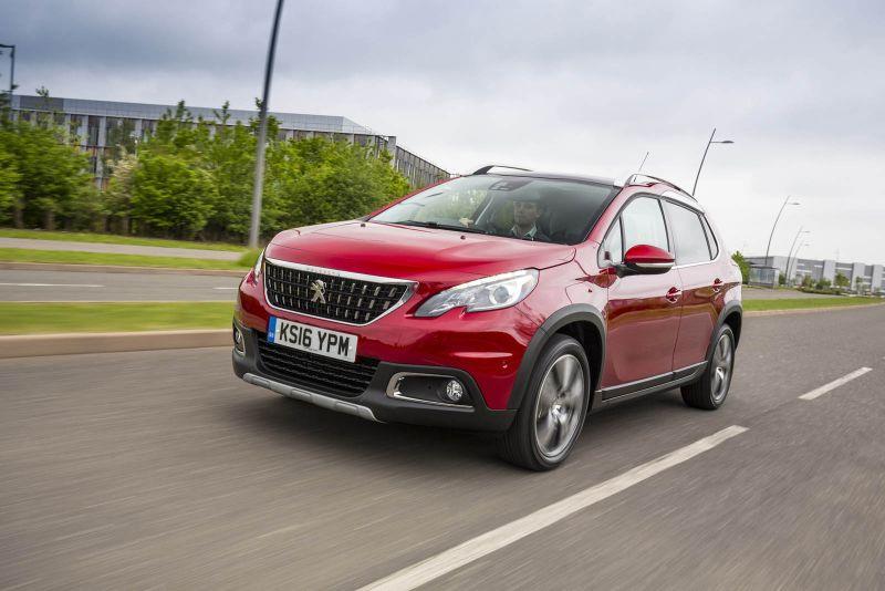 Peugeot 2008 berriak SUV merkatua berotuko du!