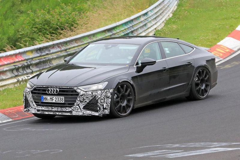 Audi RS 7 ez da sekula sendo izan!
