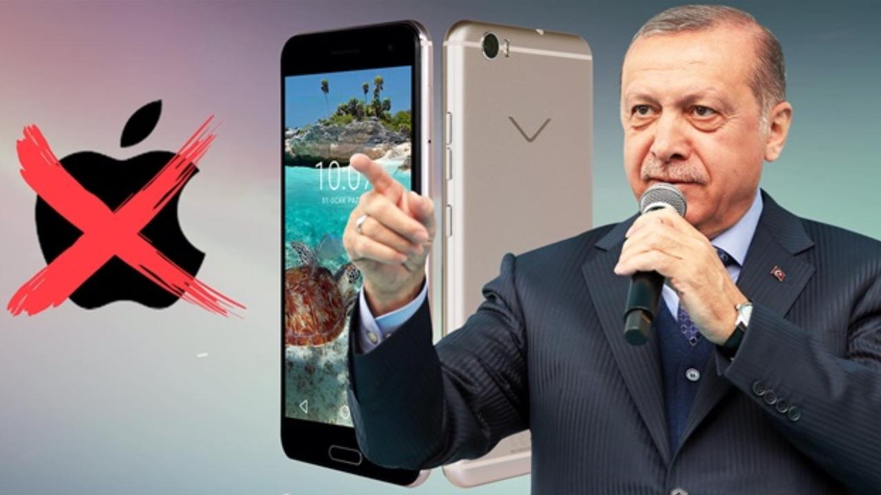 IPhone Bim presidentearen iPhone boikoterako deia 6 saltzen utzi!