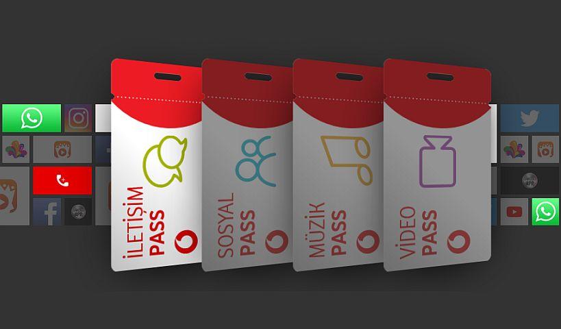 440 milioi TL pribilegioa Vodafone Red erabiltzaileentzat