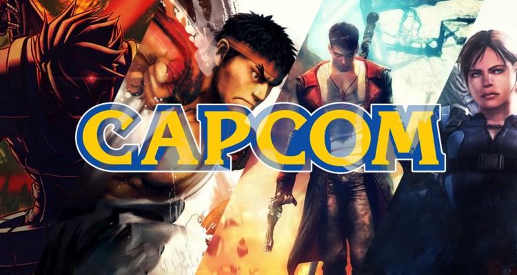 Hemen dituzue Capcom joko salduenak!