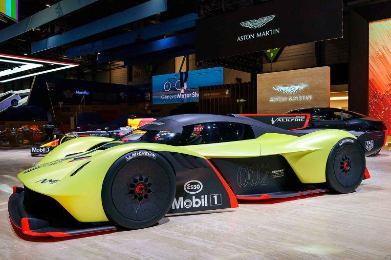 Aston Martin Valkyrie AMR Pro 2020an iritsiko da!