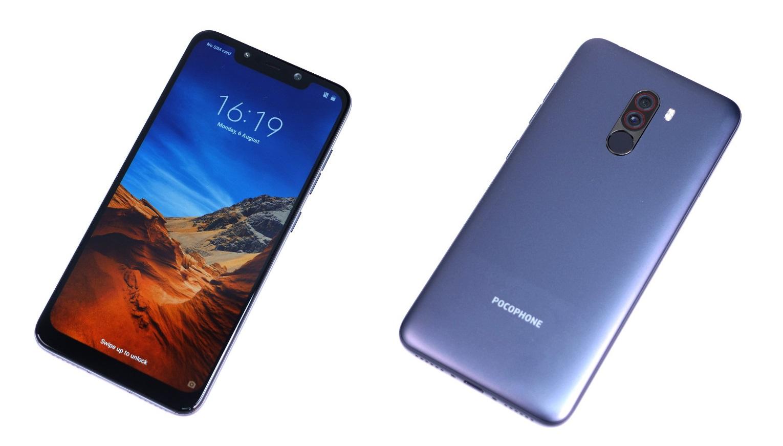 Xiaomi Pocophone F1-ren irudi berriak filtratu ziren