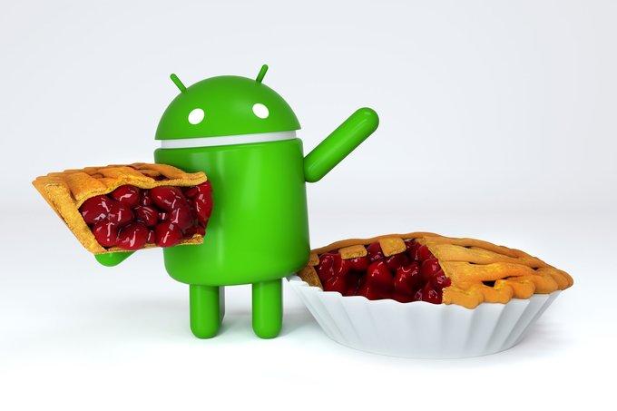 Android 9.0 Torta atera da!  Deskarga!