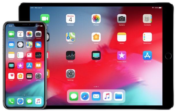 iOS 12 Beta 6 eguneratzea kaleratu!