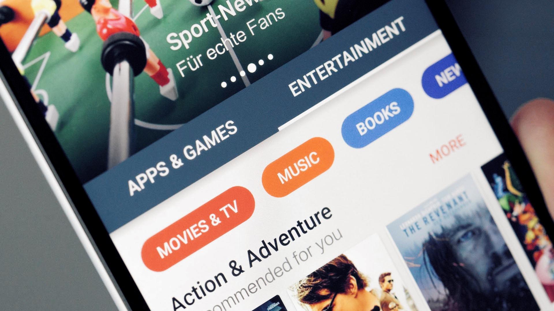 Ezaugarri berria da eskuragarri Google Play-n!