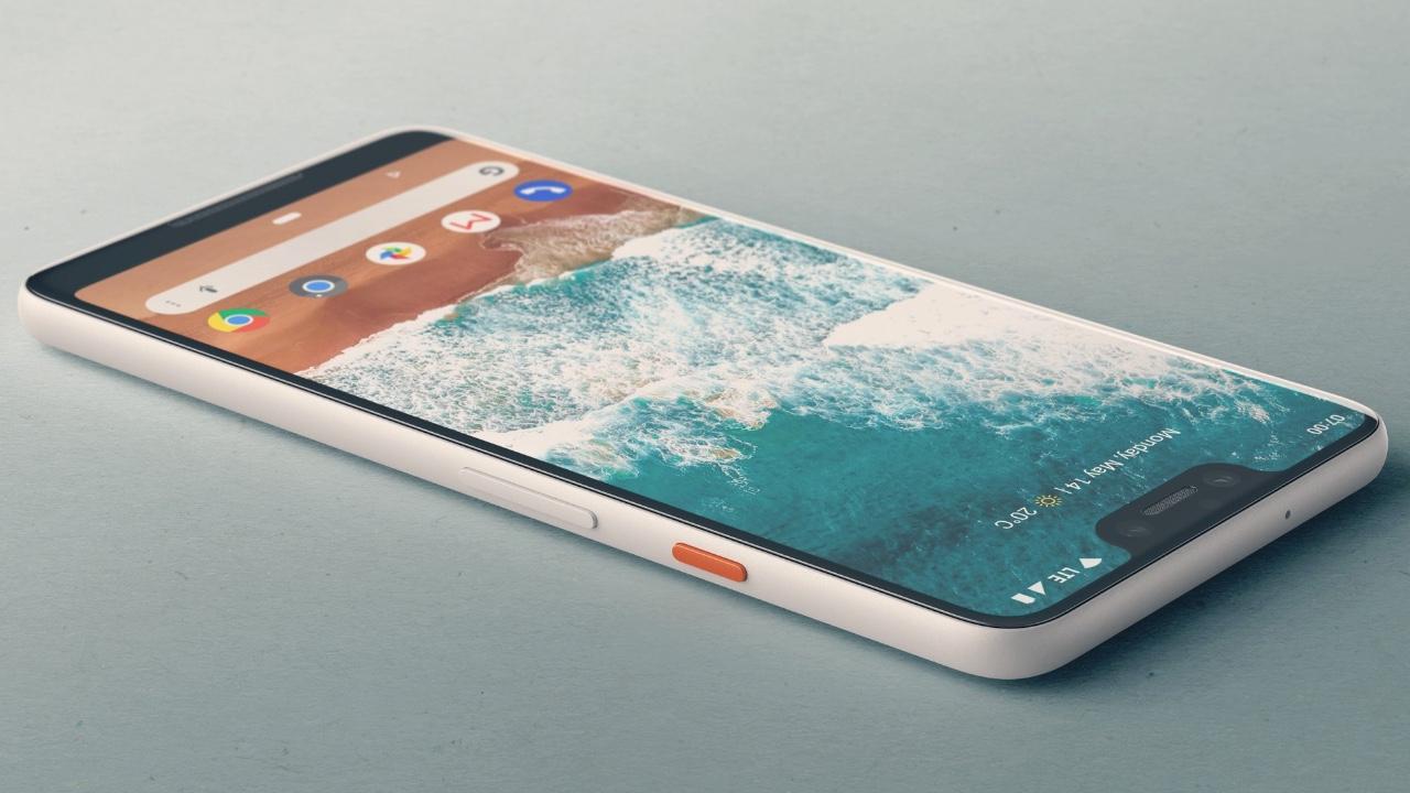Google Pixel 3 XL agertu zen Geekbench proban!