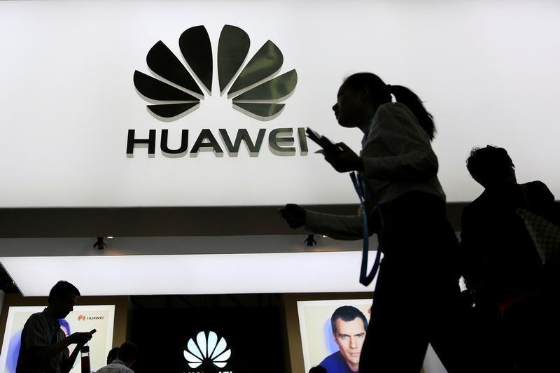 Txinan egindako salmenta jaitsierak ezin izan du Huawei gelditu