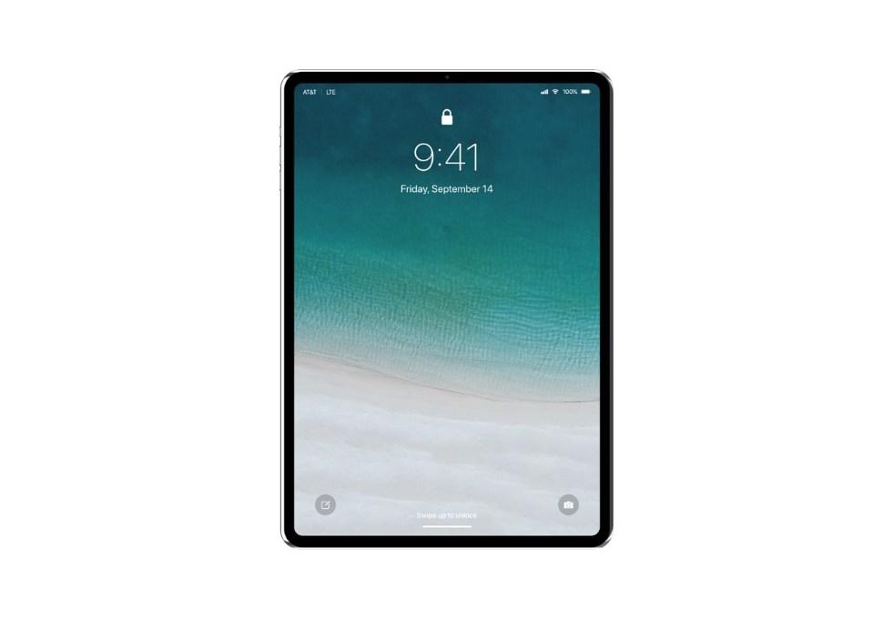Apple 2018 iPad Pro filtratu zen!