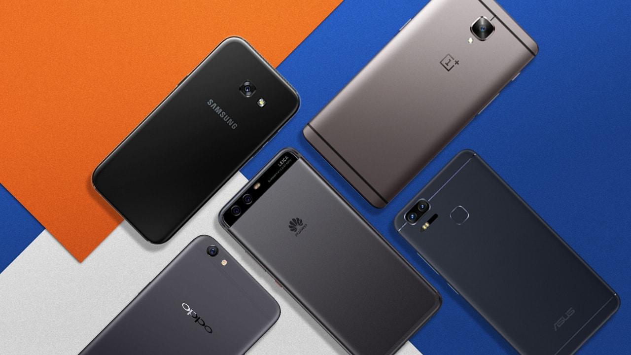 2000 TL azpiko smartphone onenak (2018ko abuztua)