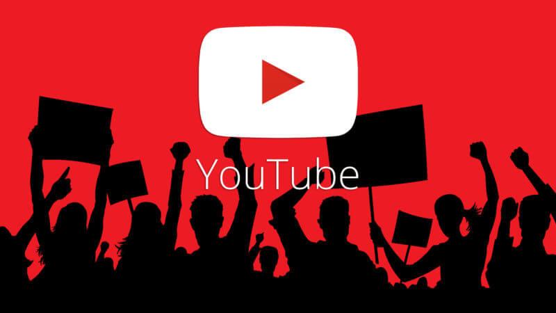 YouTubeAldaketa garrantzitsua bideo bertikaletarako!