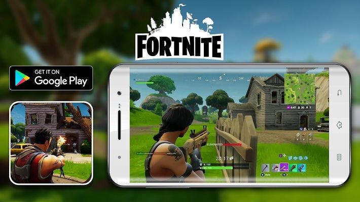 Fortnite zein Android telefono onartzen ditu?