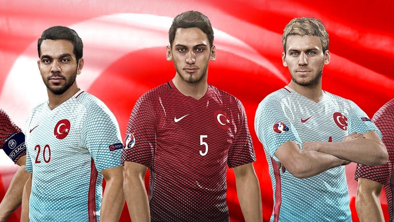 PES 2019 Turkia Ligarekin dator!