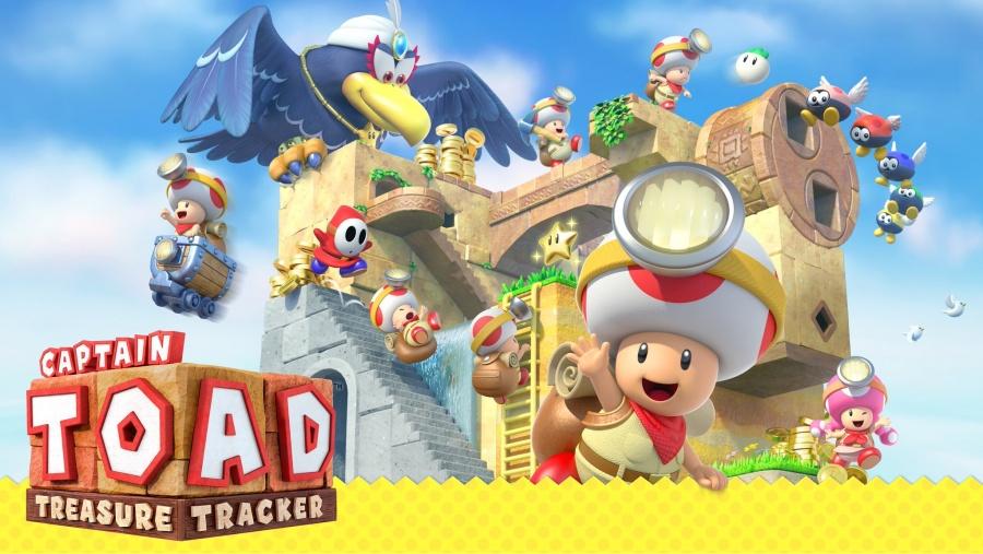 Captain Toad: Treasure Tracker-en berrikuspena