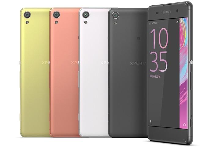 Sony orain Xperia XA3 prestatzen ari da