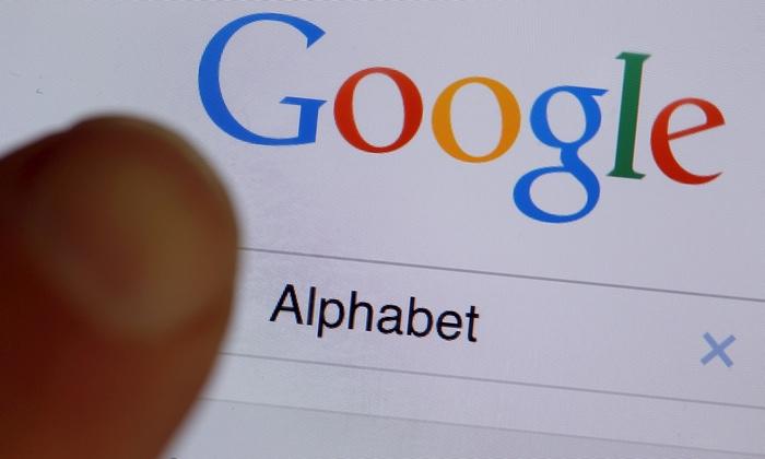 Zenbat irabazi zuen Google-ekin alfabetoa?