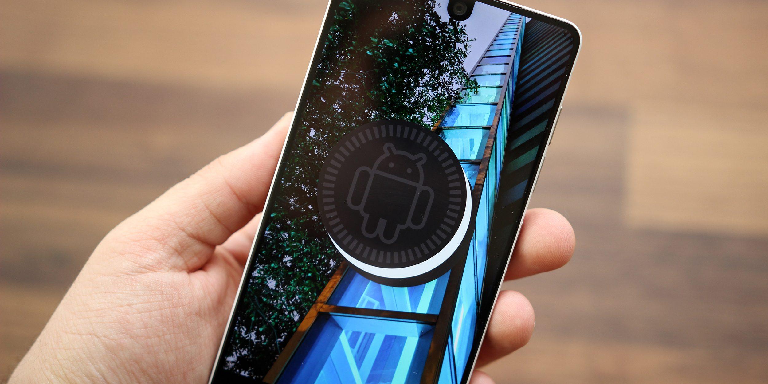 Android Oreoren erabilera tasa igo da!