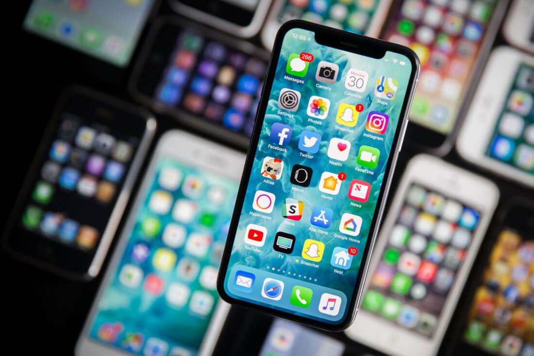 Sorpresa handia 2018ko iPhone modeloetan!