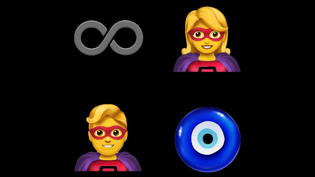 Apple Emoji berriak aurkeztu ditu iOS 12rekin batera