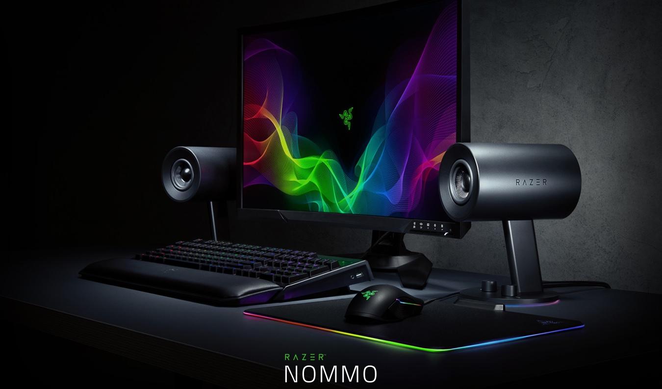 Razer Nommo 2.0 Joko-hizlariaren berrikuspena
