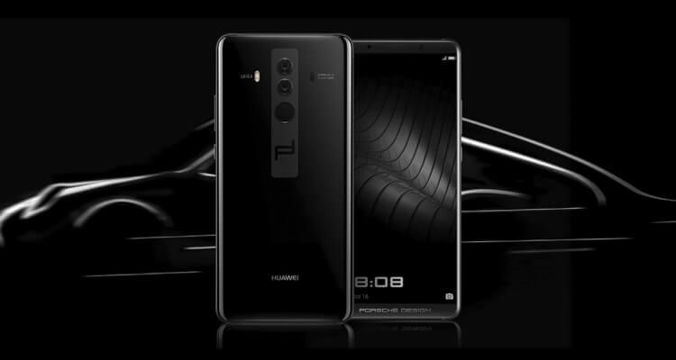 Huawei Mate-k 10 Porsche Design Turkey saldu du!