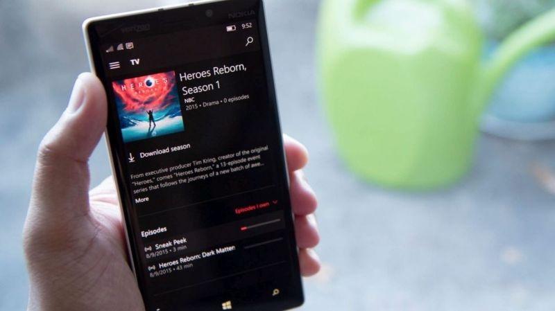 Filmak eta telebista aplikazioa iOS eta Androidera iritsiko al dira?