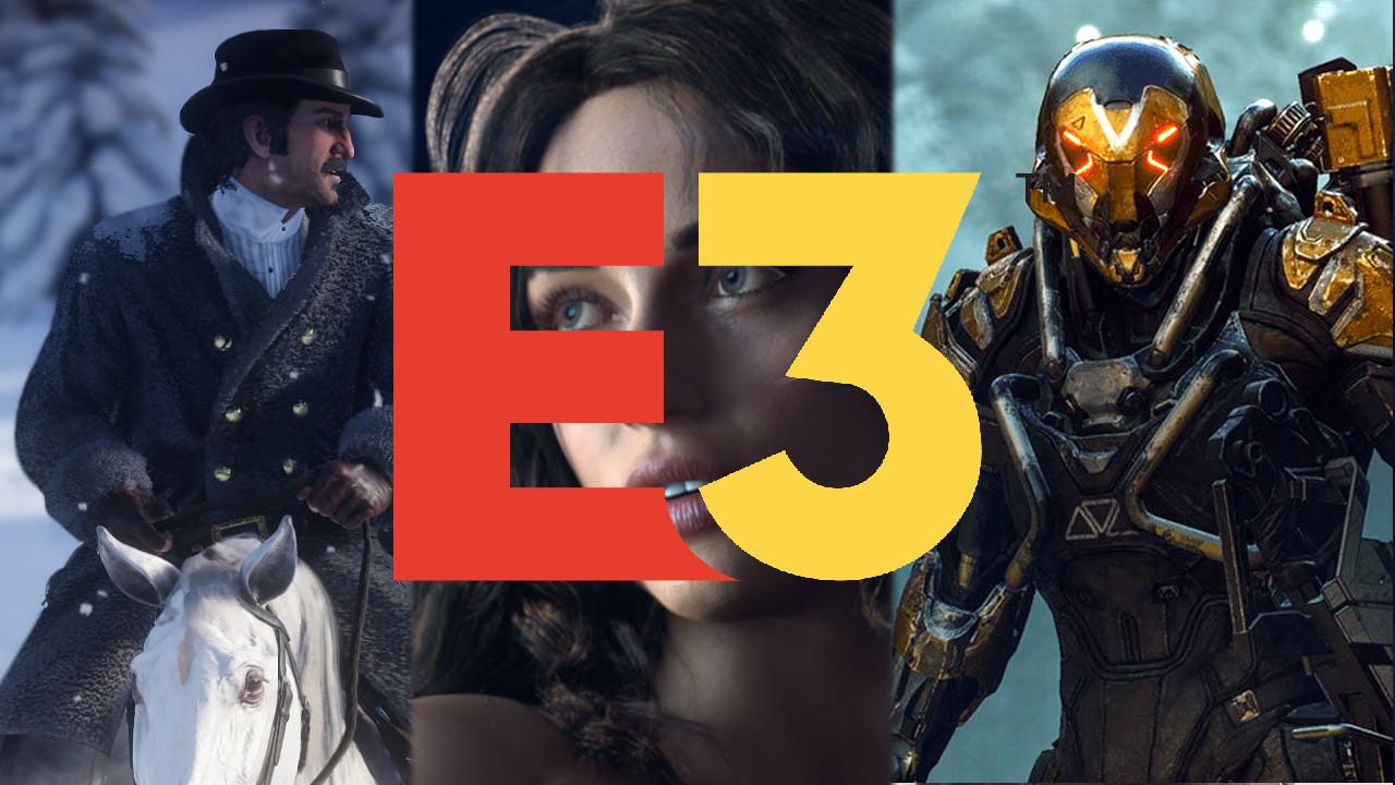 E3 2018ko joko onenak