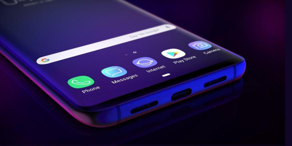 Argazki defizita harrigarria Samsung telefonoetan!