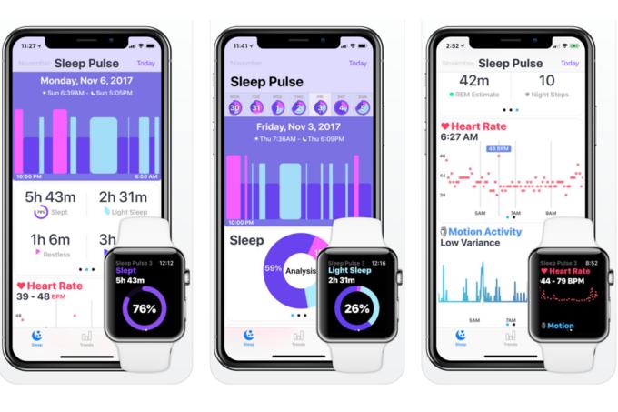Apple Watch loaren jarraipena egiteko aplikazio onenak