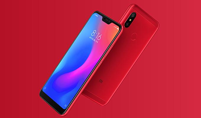 Xiaomi Redmi 6 Pro sartu da!  Hemen Redmi dago 6 Pro funtzioak!