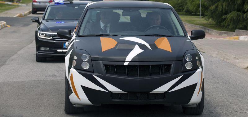 Bosch-ek etxeko autoen proiektua gidatuko du!