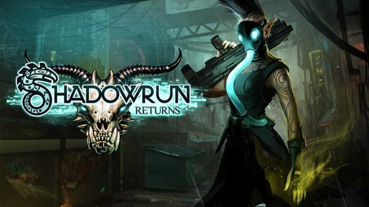 Shadowrun Returns Deluxe doakoa izan da!