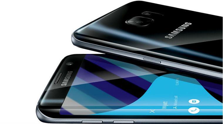 Samsung-en telefono kontzeptu berria ikusi da