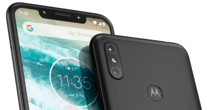 Motorola One Power-en irudi berriak filtratu ziren